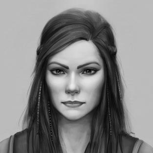 Eimhir An Asarlachd. Art by Kit-Ho: https://kit-ho.deviantart.com