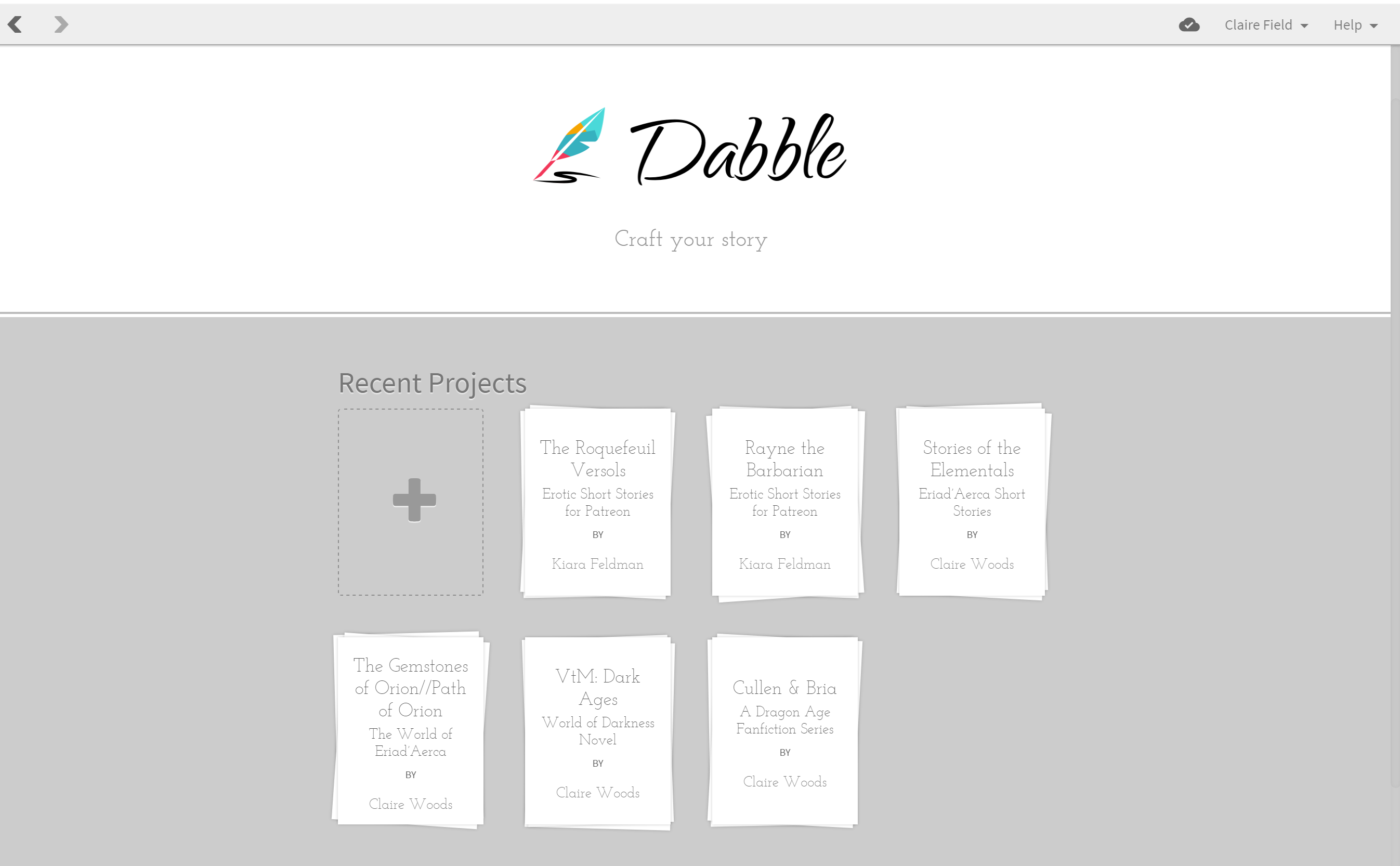 Dabble 1